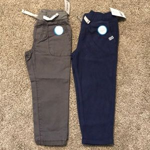 Two pairs of boys 3T pants
